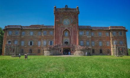 Il Castello di Sammezzano nel Valdarno