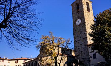 La Pieve di San Pietro a Cascia