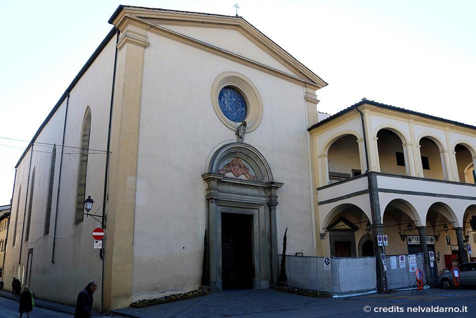 Chiesa della Collegiata di Figline Valdarno
