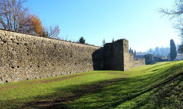 Le antiche Mura di Cinta di Figline Valdarno
