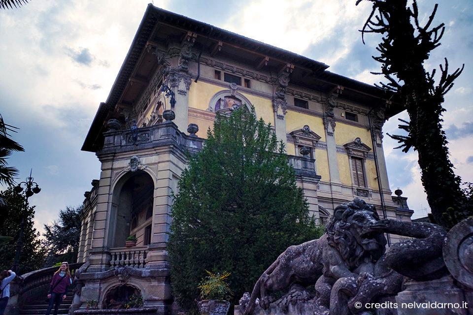 Villa Masini: quando visitare la villa di Montevarchi