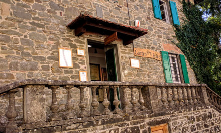 Il Centro Visite della Riserva Naturale di Vallombrosa