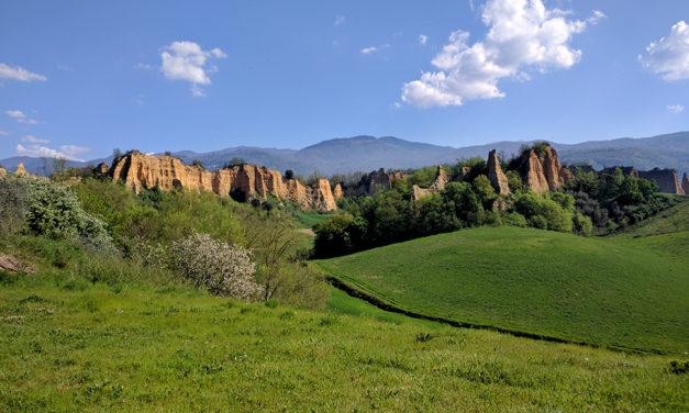 I migliori itinerari per camminate nelle balze del Valdarno