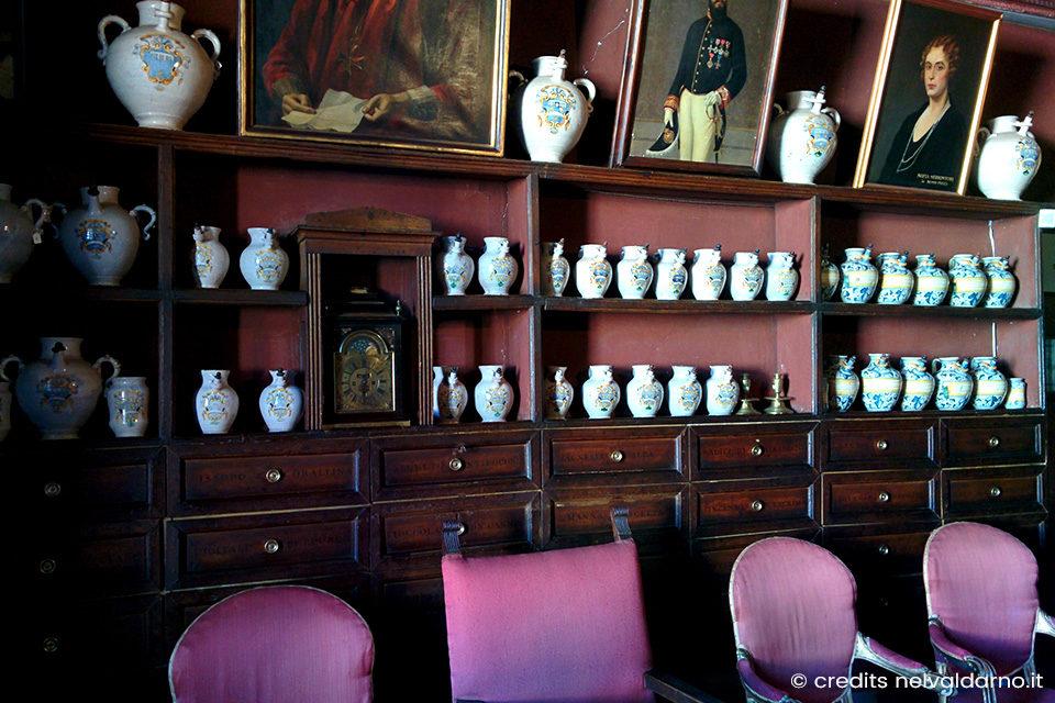The Ancient Serristori Pharmacy