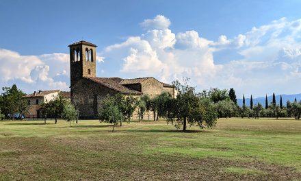 La Badia di San Salvatore a Soffena