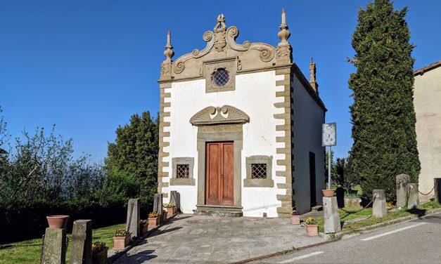 La Cappella dell'Immacolata Concezione nel Borgo di Casa Biondo