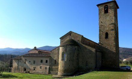 La pieve di San Romolo a Gaville