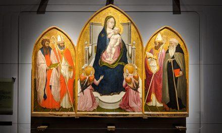 5 curiosità sul trittico di Masaccio